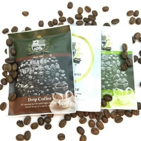 【烘焙者】衣索比亞耶加雪菲水洗莊園掛耳式咖啡(10包/袋)