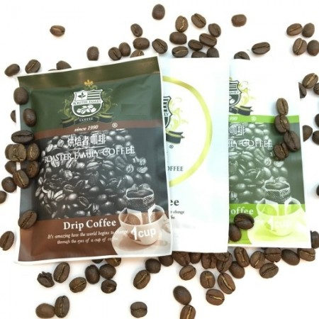 【烘焙者】瓜地馬拉掛耳式咖啡(10包/袋)